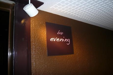 +bar evening④