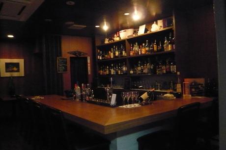 +bar evening①