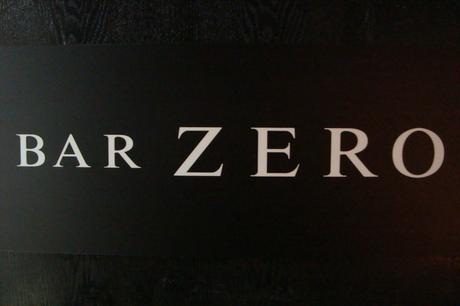 +BAR ZERO①